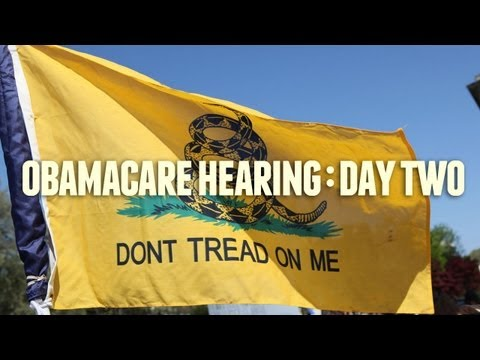 Obamacare at the Supreme Court: Day Two