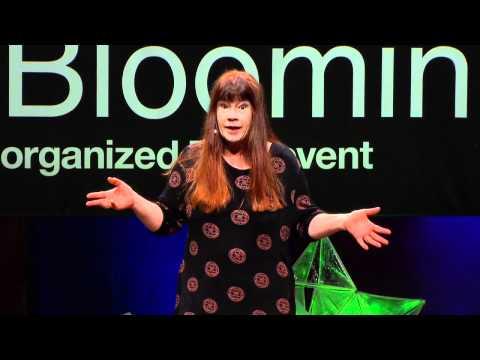 "TEDxBloomington -- Arbutus Cunningham -- ""Big Mystery"""