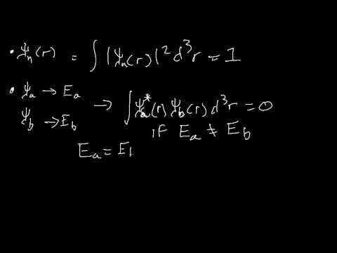 Quantum Mechanics 023 : States of uncertain energy (part 1 : basis states)