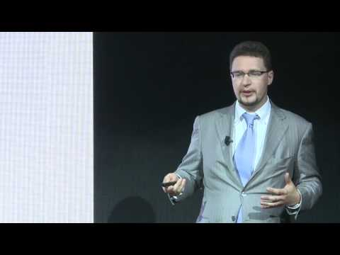 Trends and challenges of the telecommunication market: Alexander Popovskiy at TEDxkapranovast