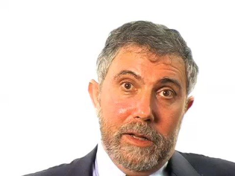 Paul Krugman on what bankruptcies mean for the economy