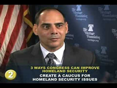Three Ways Congress Can Improve Homeland Security