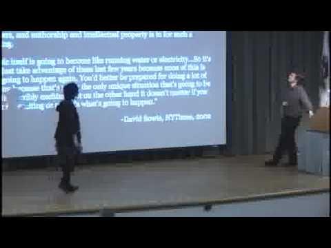 TEDxUIllinois - Rose Marshack & Rick Valentin - 4/1/10