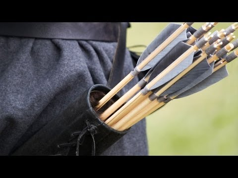 Parts of the Archery Arrow | Archery and Bow Hunting