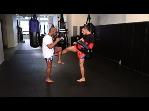 Tactics to Counter Kicking Attacks | Muay Thai | MMA