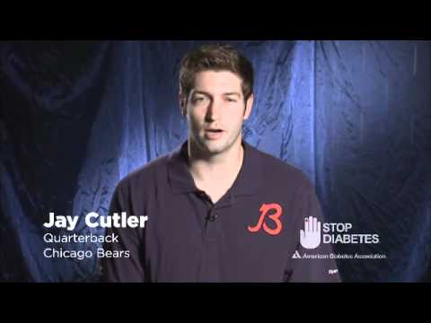 Stop Diabetes PSA with Jay Cutler
