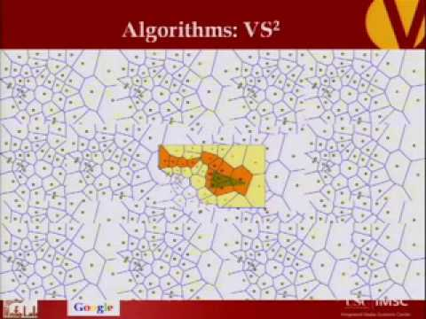 Spatial Query Processing Utilizing Voronoi Diagrams
