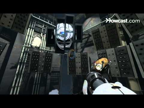 Portal 2 Walkthrough / Chapter 9 - Part 1: Room 17/19