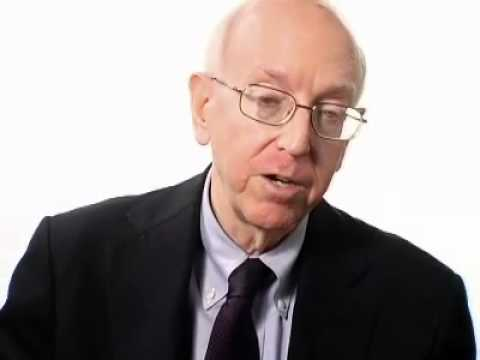 Richard Posner: What is your outlook?