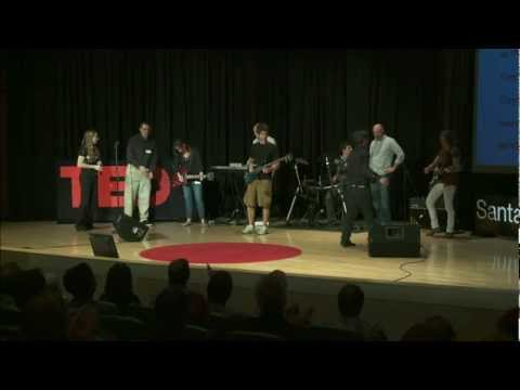 TEDxSantaCruz: David Wish - We Are All Musicians