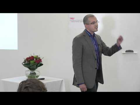 TEDx Hult International Business School LND - Simon Dixon - Changing The Rules