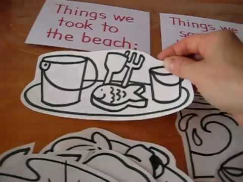 Preschool - Science. beach experience
