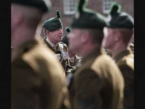 Royal Irish Regiment - Killaloe