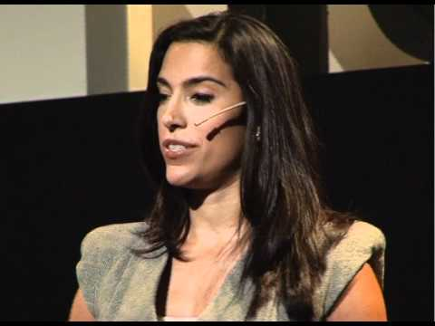 TEDxYerevan - Lara Setrakian - Five Things I've Learned as a Foreign Correspondent