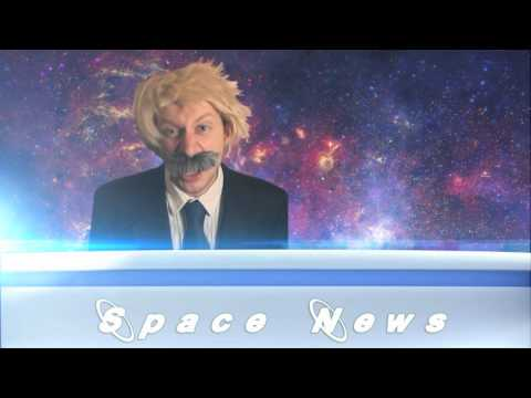 Space News - Gas Stations In Space! YouTube Space Lab with Liam & Brad