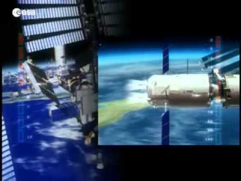 Space in Bytes - ATV: En svært spesiell levering