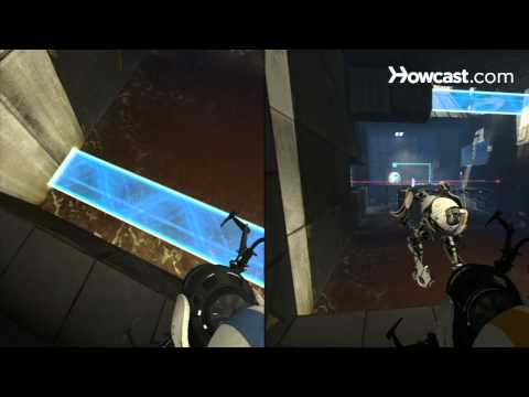 Portal 2 Co-op Walkthrough / Course 3 - Part 6 - Room 06/08