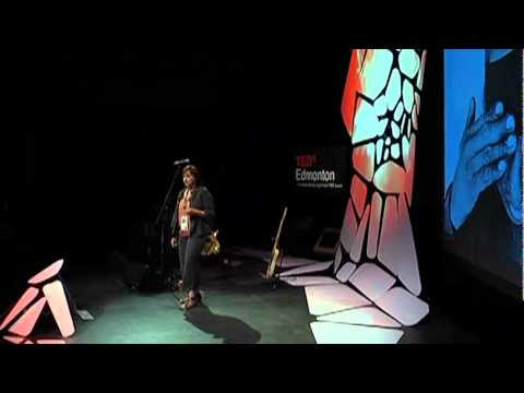 TEDxEdmonton - Jessie Radies - How Local Transforms Communities