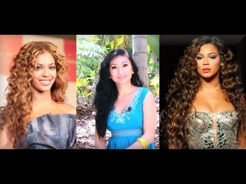 ✿ How to Wave Hair, KQC XTREME WAVER HAIR TUTORIAL (Beyonce Hair) ✿ AprilAthena7