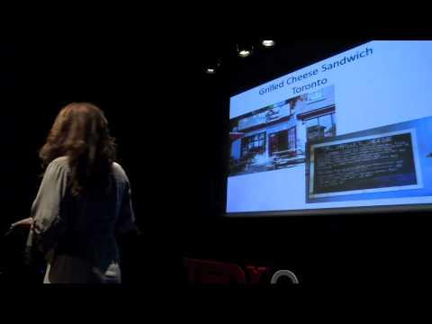 TEDxCampos - Carmen Correia - A vida dos chefs fora dos restaurantes