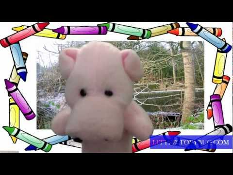 Toddler songs - Little Piggy Song - Littlestorybug