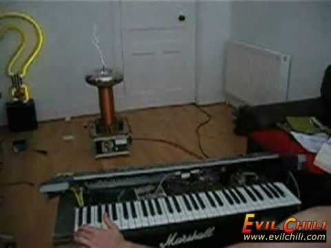 Tesla Coil Music