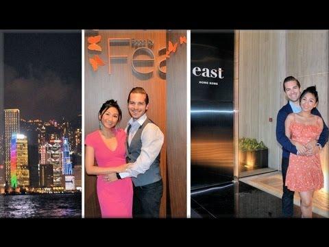 Part 1 Anniversary Vacation Travel Vlog: HONG KONG (AprilAthena7)