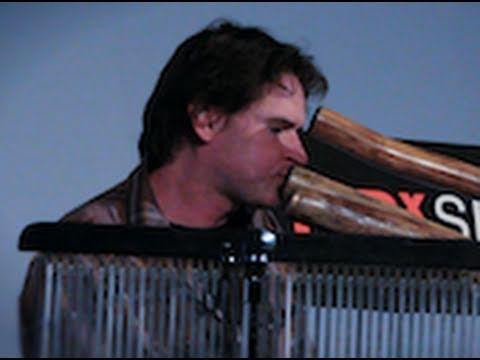 TEDxSF - Andy Graham - Didgeridoo Solo Band