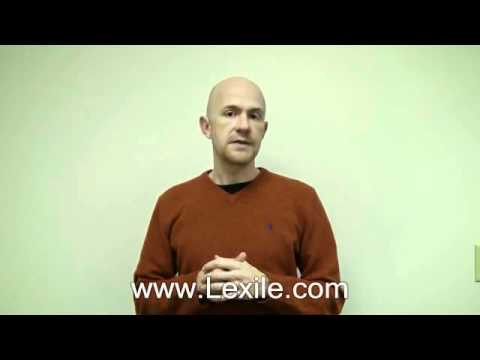 What do Lexile measures tell me about age-appropriateness.wmv