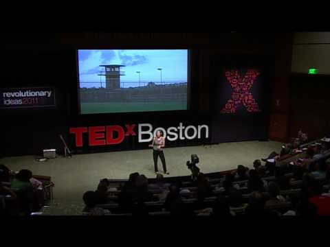 TEDxBoston - Jenny Phillips - The Only Way Out is In