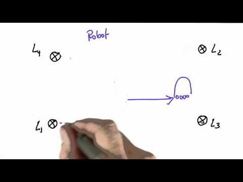Robot World - CS373 Unit 3 - Udacity