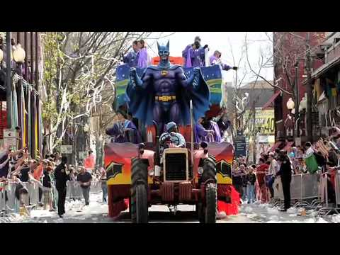 The Coolest Stuff on the Planet- Matt and Rachel's Excellent Mardi Gras Adventures