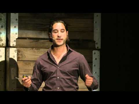 TEDxStellenbosch - Jonathan Liebmann - Developing a Community Economy