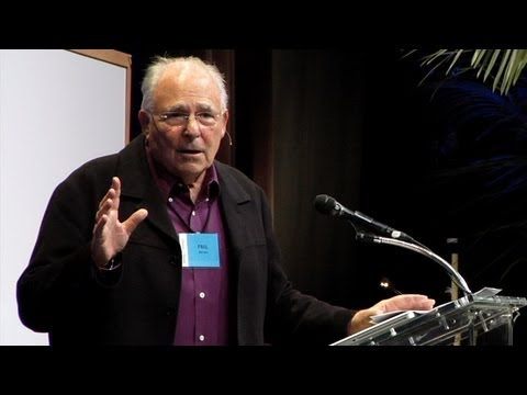 Paul Ekman on Evolution and the Inescapability of Emotions