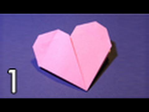 "Origami ""Can Love be Squashed?"" by Sy Chen (Folding Instructions) ~Part One~"