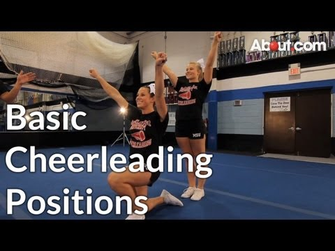 What are Basic Cheerleading Positions