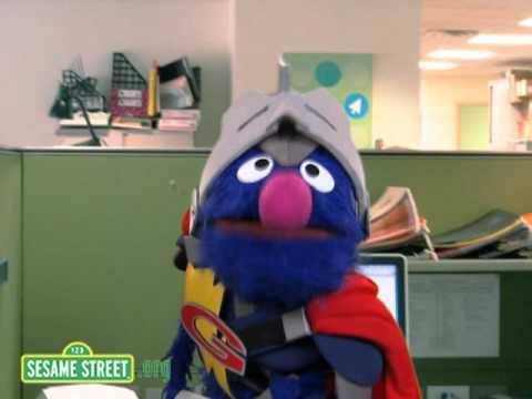 Sesame Street: Super Grover 2.0 - Observation
