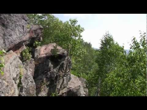 Surviving the Wilderness 2 - Episode 20 - Climbing the Cliff