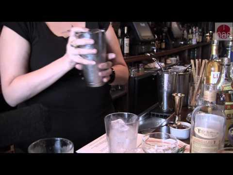 Studio 360: Kurt Andersen and Rosie Schaap Make Literary Cocktails