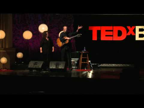 TEDxBOULDER - Molly O'Brien & Rich Moore - Musical Guests
