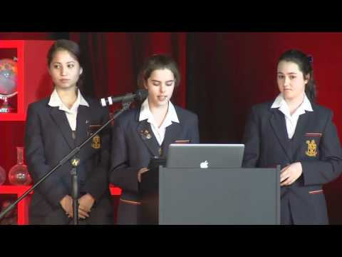 TEDxStHilda'sSchool - Cassidy, Elena, Laura - What Art Adds to Science