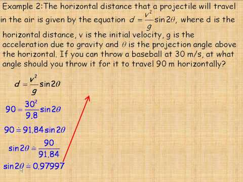Solve Trigonometric Equations Part 2
