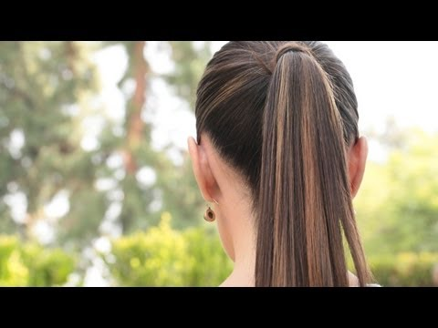 The High Ponytail || KIN BEAUTY
