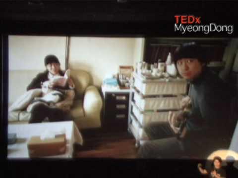 TEDxMyeongDong - Suman Park - 11/21/09