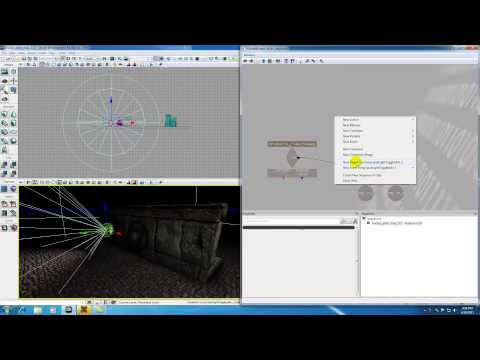 Unreal Development Kit UDK Tutorial - 55 - Busting the Light with Kismet