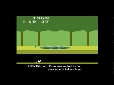 "The Art of Video Games: ""Pitfall!"" Exhibition Video"