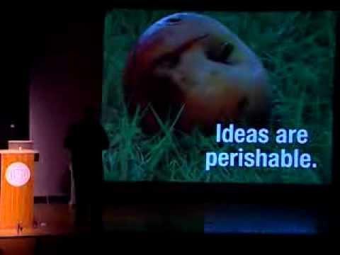 TEDxDetroit - Charlie Wollborg - 10/21/09