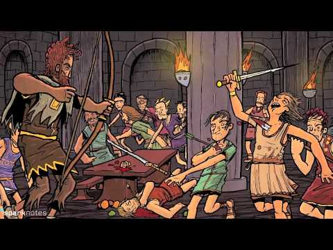 Video SparkNotes: Homer's The Odyssey summary, part 3