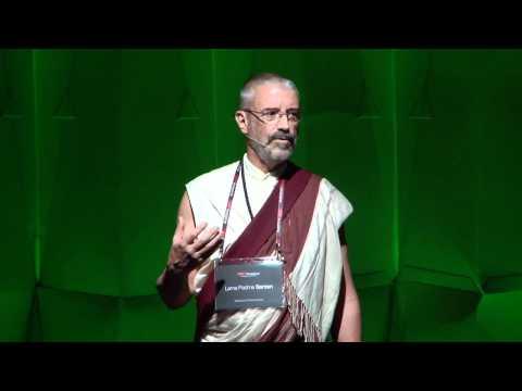 TEDxAmazônia - Lama Padma Samten  | talks about the new paradigm of humanity - Nov.2010