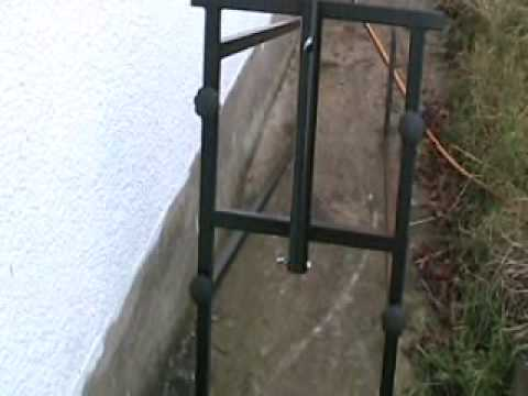 ULTIMAX DJ Stand -  Professional Touring Quality Stands. video 2